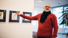 Múló dolgok - interjú Ferdics Béla képzőművésszel