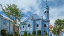 Bol Modrý kostolík vždy modrý?