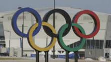 Olympijský ring métou