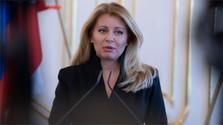 Čaputová pide a los eslovacos residentes en el extranjero que aprovechen la posibilidad de votar