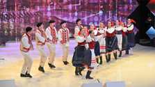 """From """"východ"""" to Východná Slovak Dancers"""