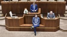 K veci: Mimoriadna schôdza parlamentu pokračuje aj zajtra