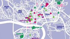 "Bratislava tiene su mapa ""circular"""