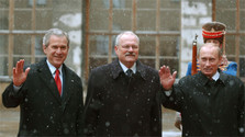 Pred 15 rokmi sa v Bratislave stretli americký a ruský prezident