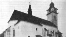 Farský rímskokatolícky kostol v Nitrianskom Pravne