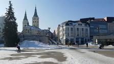Žilina aspira al título de Capital Europea de la Cultura en 2026