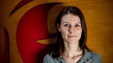 Anna Symington-Maar v Ráne na eFeMku