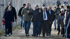 Премьер П. Пеллегрини побывал на венгерско-сербской границе