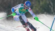 Vlhová prvá v slalome SP