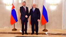 Peter Pellegrini rokoval v Moskve