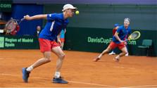 Кубок Дэвиса: словацкие теннисисты в Мадрид не едут