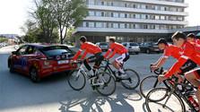 École secondaire à vocation sportive Ostredkova à Bratislava