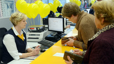 В «Словацкой почте» 83% сотрудников составляют женщины