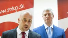 Nincs magyar párt a szlovák parlamentben
