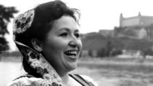 Sobotná pohoda pri ľudovej piesni - s Helenou Petrákovou (1993)