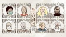 Sedem autorov píše Dekameron 2020, jedným z nich je aj Vlado Janček