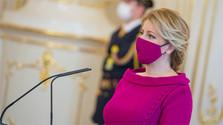 La presidenta habla por teléfono con sus homólogos checo y alemán