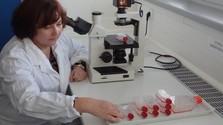Virologička Tatiana Betáková v Ráne na eFeMku