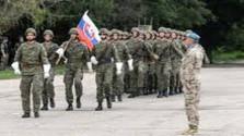 Vojaci v boji proti koronavírusu