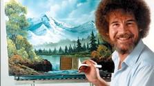 Bob Ross a jeho svet šťastných malých náhod