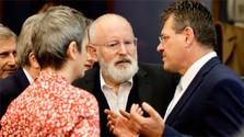 Šefčovič avisa que la UE se prepara para una crisis económica