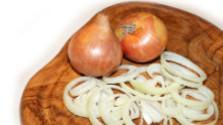 Tepelná úprava cibule