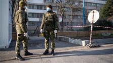 Las Fuerzas Armadas seguirán ofreciendo su ayuda al Comité Nacional de Crisis