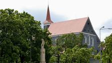 Святая Лестница в Малацках напоминает о страданиях Христа