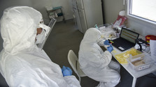 One in five residents of Bratislava may get infected