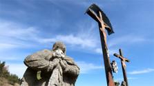 Unikátna rekvizita – snímateľný Kristus z kríža