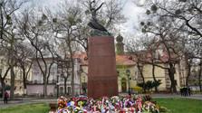 Les hommes politiques commémoré la libération de Bratislava