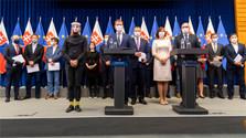 L'avenir de l'UE et l'actualisation de la Stratégie de sécurité sont prioritaires pour le gouvernement slovaque