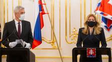 Mme Zuzana Čaputová apprécie l'orientation pro européenne du pays