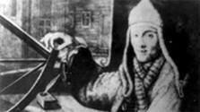 Poštová známka k 300. výročiu narodenia Hella