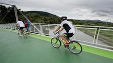 Nitrianski cyklisti sa dočkajú nového mosta