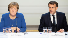 Macron-Merkel terv vs. Frugal four