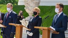 Altos representantes del Estado se comprometen a una política exterior unitaria