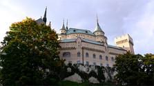 Spomienky na požiar na Bojnickom zámku