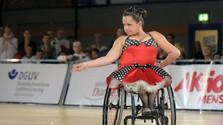 Paralympijská tanečnica