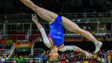 Športová gymnastika Barbora Mokošová