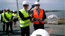 Министр экономики СР встретился с венгерским коллегой
