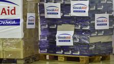 Словакия направит Украине гуманитарную помощь