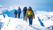 Nepál – výstup na 6-tisícovku Mera Peak
