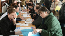 Unemployment in April rises sharply