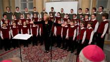 Bratislavský chlapčenský zbor nezaháľa