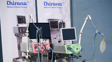 Chirana dodá všetky pľúcne ventilácie
