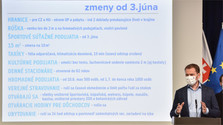 Anuncian nuevas medidas en el marco de la cuarta fase de la desescalada