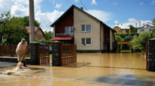 K veci: Vo viacerých okresoch hrozia povodne