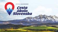 cesta okolo slovenska