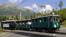 Inaugurada la temporada turística en los Altos Tatras